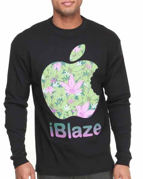 Buyers Picks - Men Black Iblaze Thermal