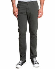 Jeans & Pants - Carroll Signature Chino Straight Slim Fit Pants