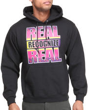 Sweatshirts & Sweaters - Real Recognize Real Asteroid Pullover Hoodie