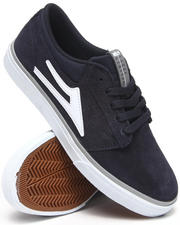 Lakai - Griffin Midnight Suede Sneakers