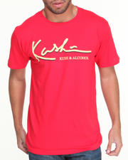 Men - Kush & Alcohol S/S Tee
