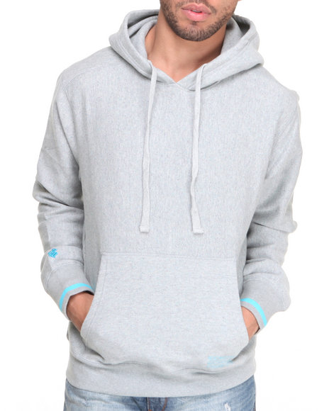Rocawear Grey Nep Tunes Pullover Hoodie