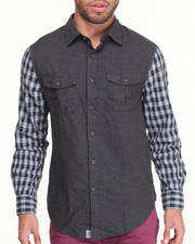 Button-downs - Stefano L/S Button-Down