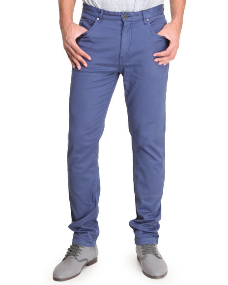Jachs - Men Navy Adonis Pant - $22.99