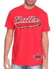 T-Shirts - Chicago Bulls Dugout Tee