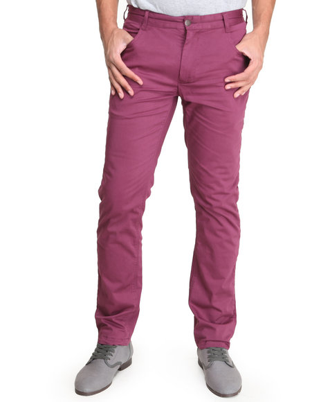 Pink,Purple Pants