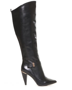 Boots - Ellen Knee High Leather Boot