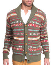 Men - Lorenso Shawl Sweater
