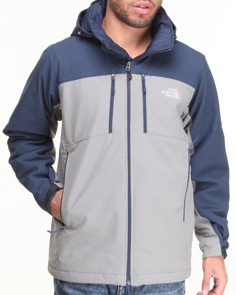 The North Face - Men Grey Apex Elevation Jacket