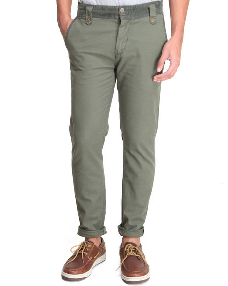 Jachs - Men Green Poseidon Pant - $34.99