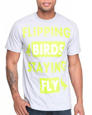 T-Shirts - Flipping Birds S/S Tee
