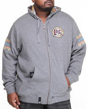 Men - Mali Zip - Up Hoodie (B&T)