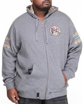 LRG - Mali Zip - Up Hoodie (B&T)
