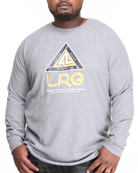 Lrg Charcoal Thermals