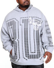 Men - Chicago Bulls Grater Pullover Hoodie (B&T)