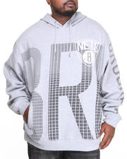 Men - Brooklyn Nets Grater Pullover Hoodie (B&T)