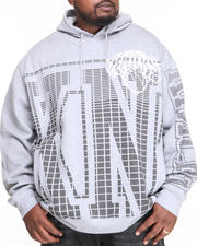 Hoodies - New York Knicks Grater Pullover Hoodie (B&T)