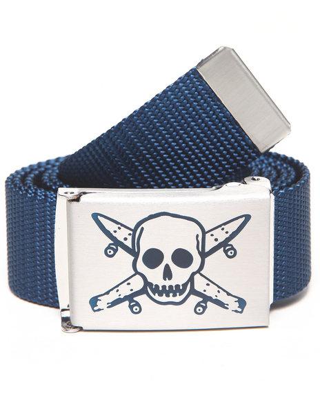 Fourstar Pirate Scout Belt Blue