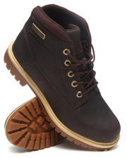 Men - New Market Camp Leather Boots