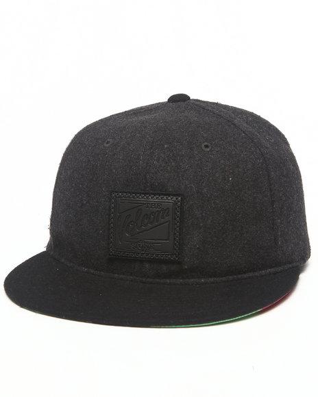 Volcom Lifetime Strapback Cap Grey