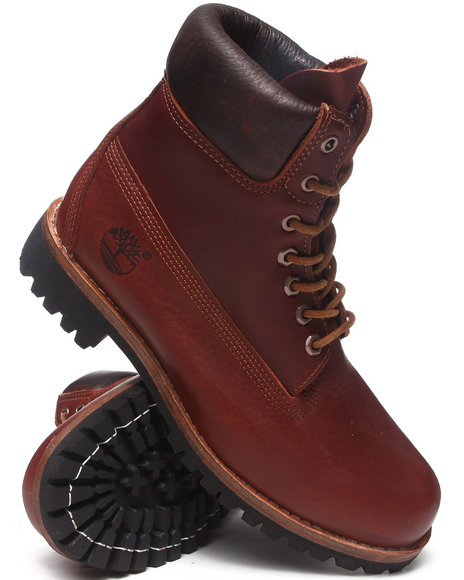 Timberland - Men Brown Earthkeepers Heritage Boots