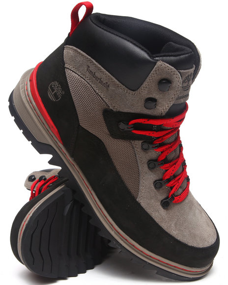 Timberland - Men Grey Earthkeepers Shelburne Boots