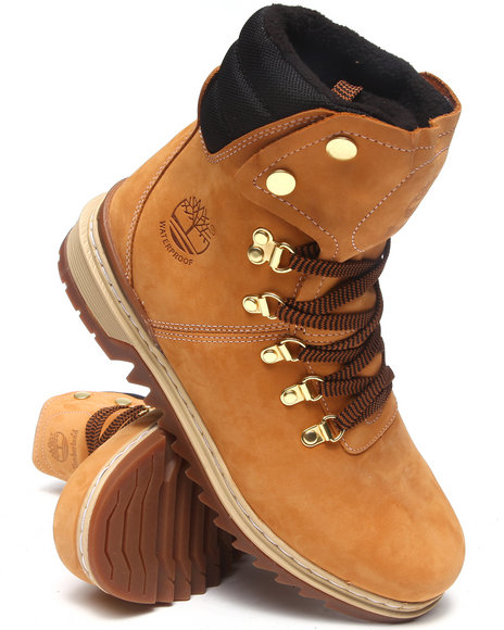 Timberland - Men Wheat Shelburne High Leather Boots