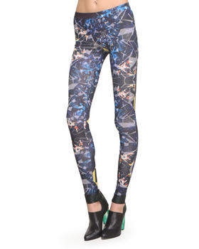 Greedilous - Exploded Prism Legging