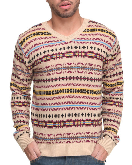 JACHS - Loris V-Neck Sweater