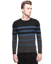 Sweaters - Multi Stripe sweater