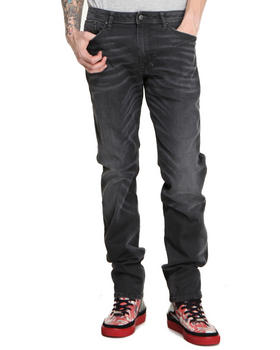 Diesel - Stoned Black Washed Skinny Jean