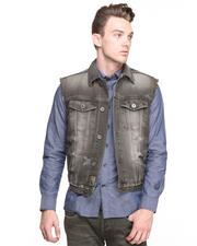 Vests - Morrison Denim Vest