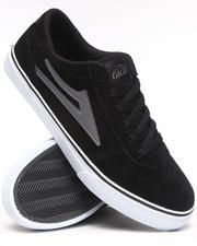 Lakai - Manchester Black/Grey Suede Sneakers