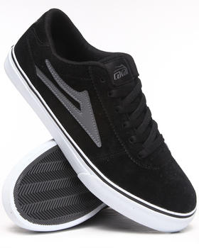 Lakai - Manchester Black/Grey Suede Sneakers