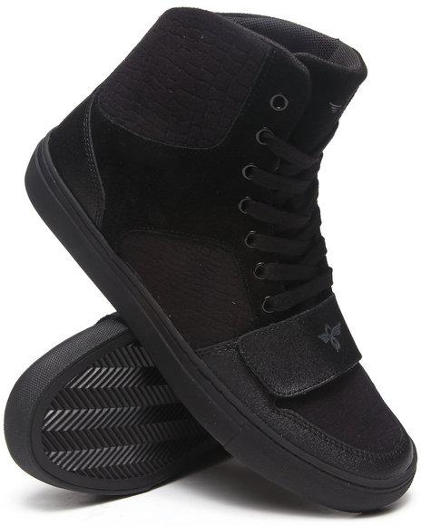 Creative Recreation - Men Black Cesario X Hightop Sneaker