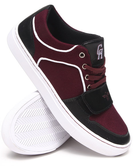 Creative Recreation - Men Maroon Cesario Lo X Sneaker - $35.99