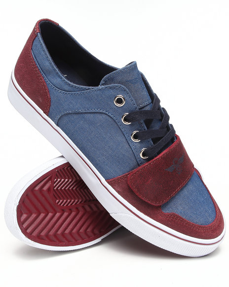 Creative Recreation - Men Medium Wash,Multi,Maroon,Blue Cesario Lo Xvi Sneaker - $37.99