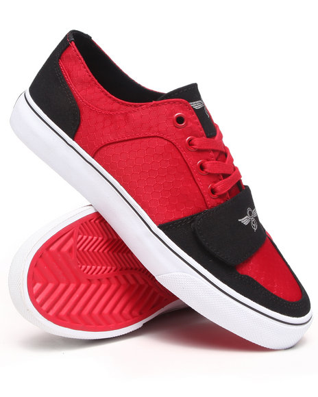 Creative Recreation - Men Red Cesario Lo Xvi Sneaker