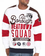 Sweatshirts & Sweaters - Beatdown Squad Crewneck Sweatshirt