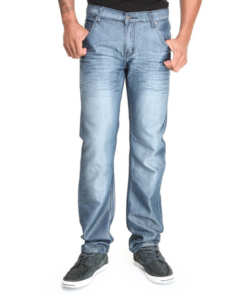 Basic Essentials Blue Jeans