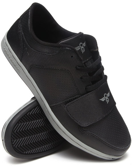 Creative Recreation - Men Black Cesario Lo Sneaker