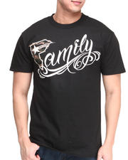 Famous Stars & Straps - Camo Family Tee