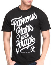 Famous Stars & Straps - Smooth Tee