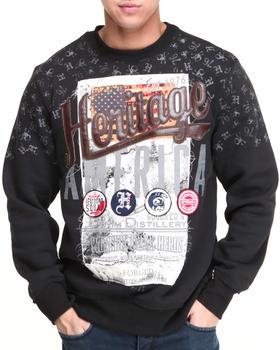 Heritage America - Heritage America Crewneck Sweatshirt