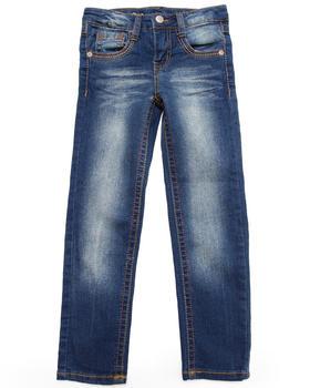 La Galleria - Z. Cavaricci Barcelona Distressed Skinny Jeans (4-6X)