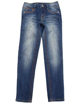La Galleria - Z. Cavaricci Barcelona Distressed Skinny Jeans (7-16)