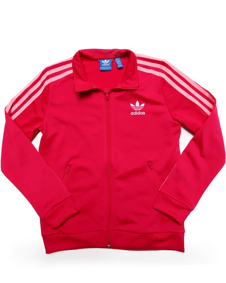 Adidas Pink Track Jackets