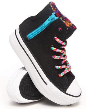Converse - Chuck Taylor All Star Platform Zip Sneakers (11-6)