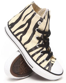 Converse - Chuck Taylor All Star Zebra Sneakers (11-6)