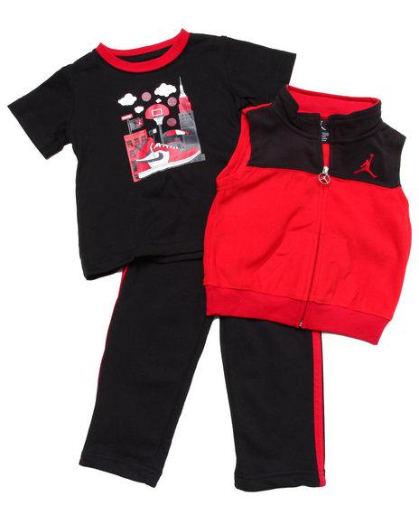 Air Jordan Boys Black 3 Piece